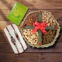 Send Rakhi And Rakhi Gifts Online Across India On The Same Day