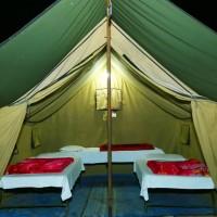 best Camps in Rishikesh
