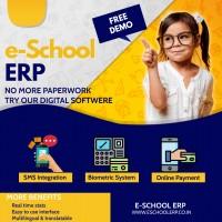 e-School ERP - A one stop school automation ERP Software