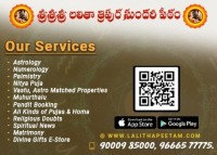 Best Astrologer In AP and Telangana 100% Results Gurantee. VastuVisharada, Jyothishya Bhrama HastaSamudrikaa Praveena Daivagnya BhramaSri Thatavarthi Appala Raju Sharma