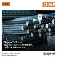 Shyam Metalics - Best TMT Bars Manufacturers In India
