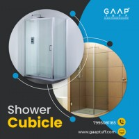 GAAPTUFF GLASS: Get Luxurious Experience Using our Shower Cubicle