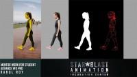 Starblast Animation
