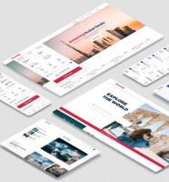 UI UX Design for Travelxp
