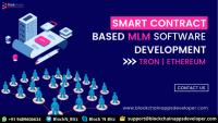 Launch Your Smart Contract Based MLM Platform On Tron/Ethereum Network - BlockchainAppsDeveloper