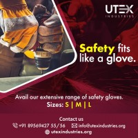 Industry Safety Gloves: Giving your hands the security it needs