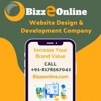 Bizzeonline   Website designing   Web development Company   Digital Marketing