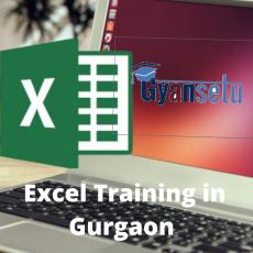 Advanced Excel Training  in Gurgaon