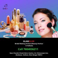 Best Bridal Makeup Artist in Kolkata   GLAMGLOR
