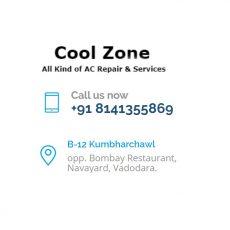 Coolzone Aircons - AC Service in Vadodara, AC Repair in Vadodara & Split AC Installation