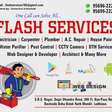 Home Maintenance and Repair Services in Ludhiana Ph - 9569622228 Flash