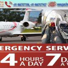 Patient Transfer-Panchmukhi Emergency Air Ambulance in Patna
