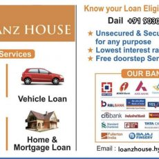 PERSONAL LOAN, BUSINESS LOAN, HOME LOAN,LAP, CAR LOAN, VEHICLE FINANCE, EDUCATION LOAN
