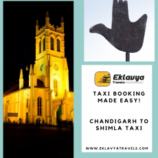 Taxi Booking Service Chandigarh