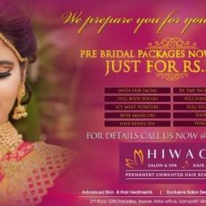 Best beauty parlour in vizag.