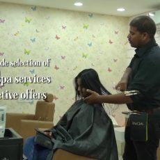 Hair salons in vizag