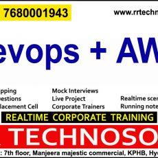 DevOps training in Kukatpally KPHB | DevOps training and placement in Hyderabad | RR Technosoft