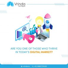 Digital Marketing Agency in Hyderabad | mobile apps development Agency| VrindaTech