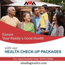 ***** Checkup in Lucknow - AMA Diagnostic