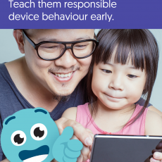 Parental Control App - Protect and Save Your Child Eye from Myopia