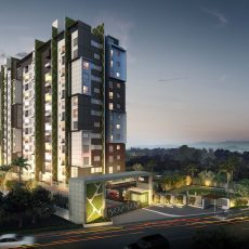 CoEvolve Northern Star - 2/3 BHK Apartments For Sale in North Bangalore