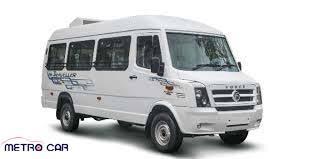 Hire Tempo Traveller in Chandigarh