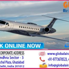 Contract the Recompenses of Global Air Ambulance Services in Bokaro