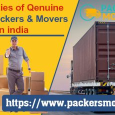 Suggest Packers & Movers Company for commercial unit