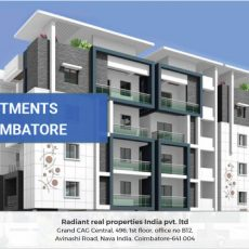 Luxury Apartments in Coimbatore For Sale