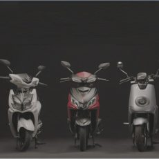 Best Electric Two- Wheelers in India : Joy e-bike