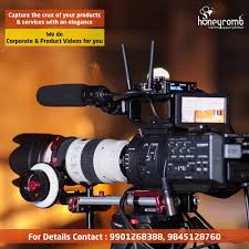 Narrate your Business story with our Corporate Video Production Service.