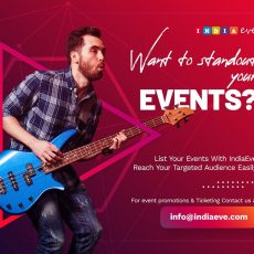 Sell Event Tickets Online | IndiaEve