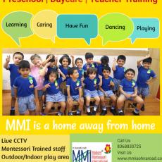 Modern Montessori International Preschool and Daycare