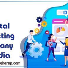 Digital Marketing Company in India – (+91)-7827831322 – SEO India Higherup