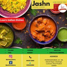 Jashn Cookery Classes