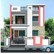 Building House Construction in Lucknow