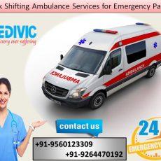 Advanced Emergency Support Ambulance Service in Patna