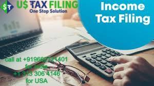 US Tax Filing In