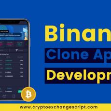 Binance Clone App Development | Coinjoker