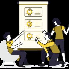 Graphic Designers, Digital Marketing, Web Designers - GAP
