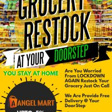 Angel Mart - Online grocery Store