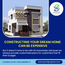 Civil Construction and Interior Design Company - SS Civil Projects