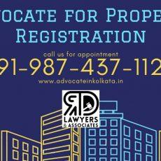 Property Registration Lawyers in Kolkata RD Lawyes & Associates with AK Legal Advisors