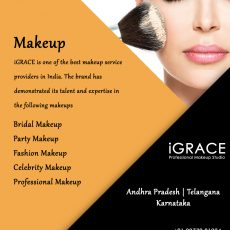Makeup artists in Vizag for wedding