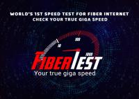 Test your Internet Speed with Fibertest